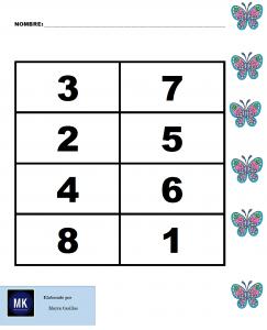 imprimir loteria de numeros