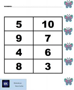 cómo se juega la lotería de números