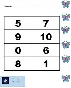 loteria de numeros pdf