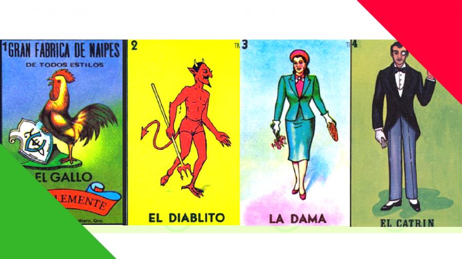 loteria mexicana en inglés