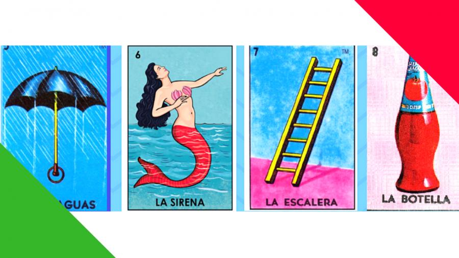 loteria mexicana chistosa