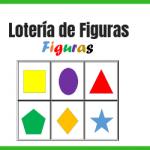 Lotería de figuras geométricas