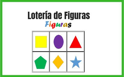Loteria De Figuras Geometricas Descarga Gratuitamente