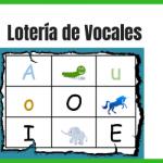 lotería de vocales