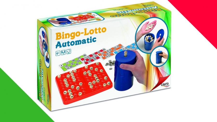 bingo automático online